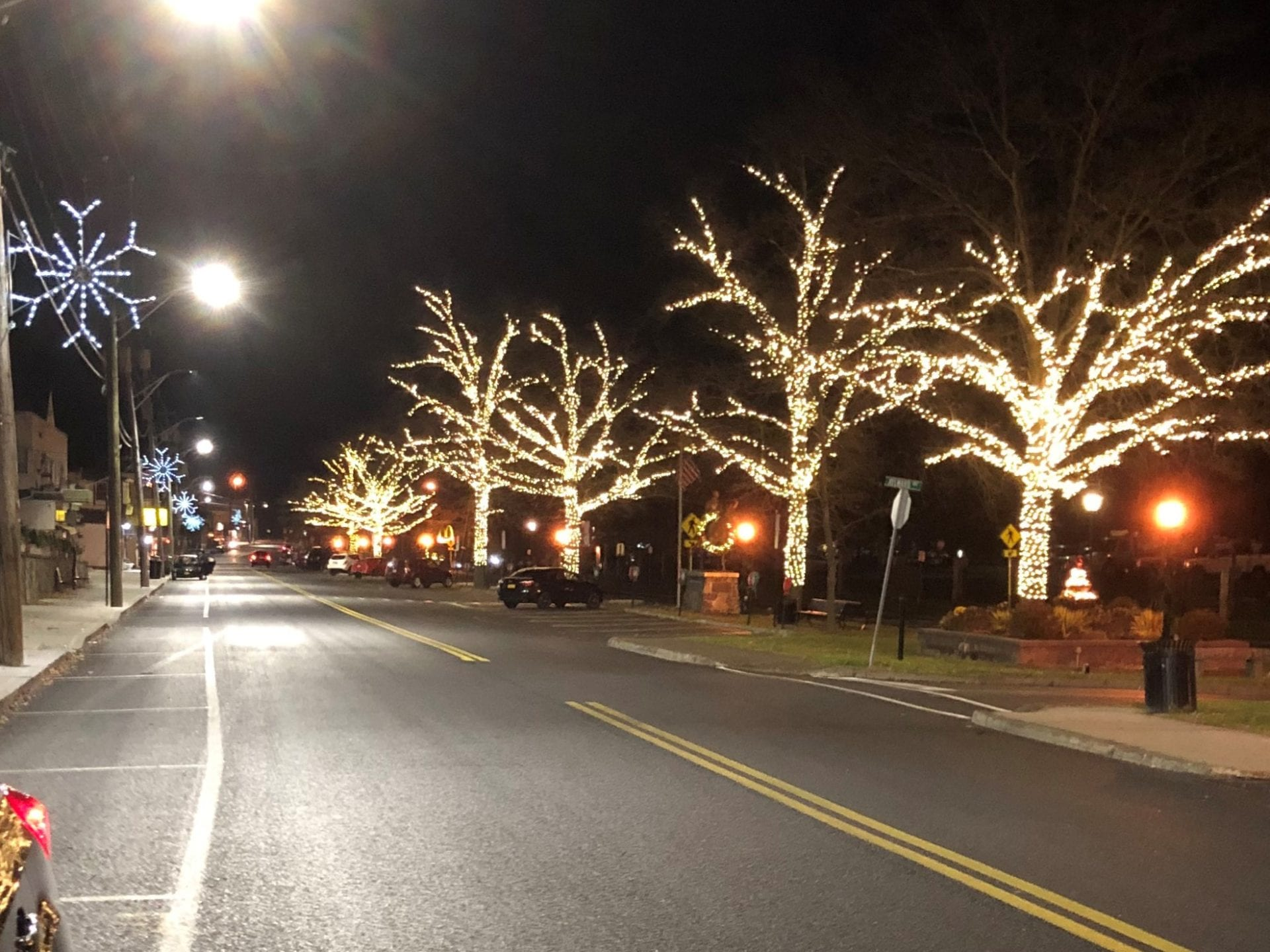 N Main St Christmas 2020